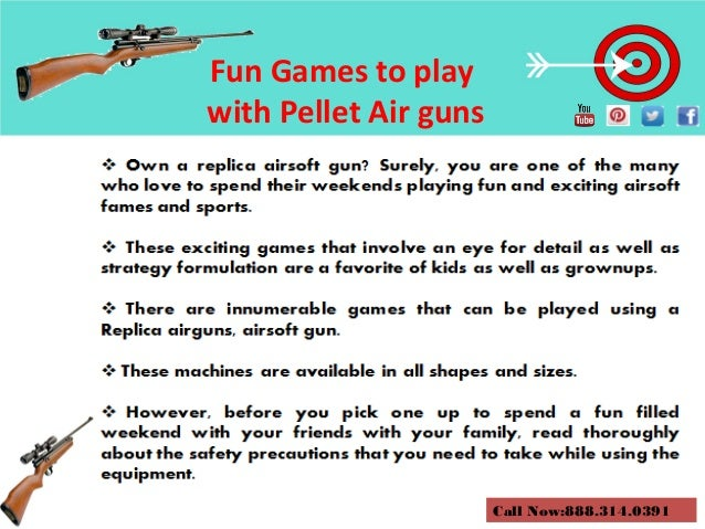Funny games to play with pellet air guns Funny Games To Play