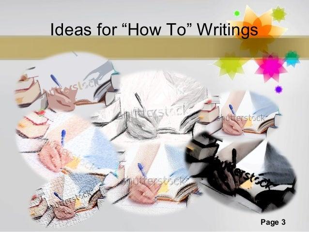 How to essay topics funny