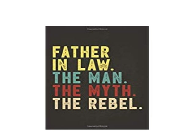 Library O N L I N E Funny Rebel Family Gifts Father In Law The Man