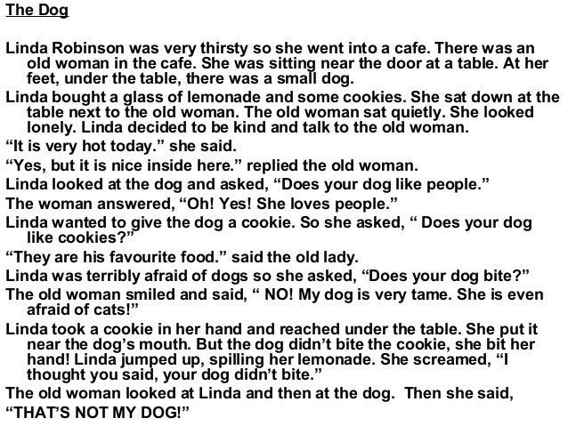 Linda And The Dog