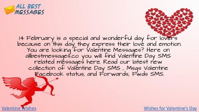 Valentine Text Messages; 2.