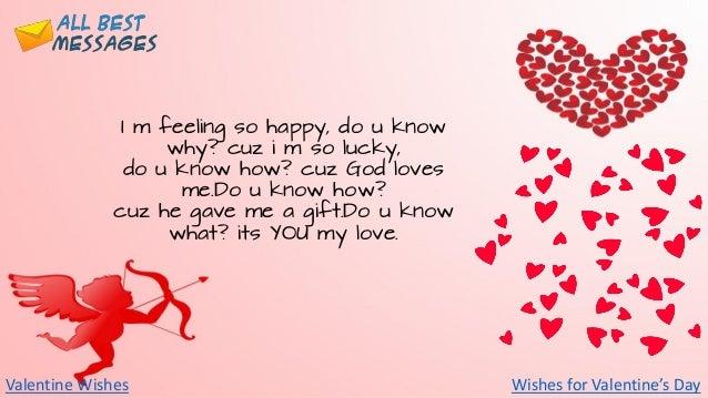 Short romantic valentine day wishes - Valentine SMS Quotes, Valentine…