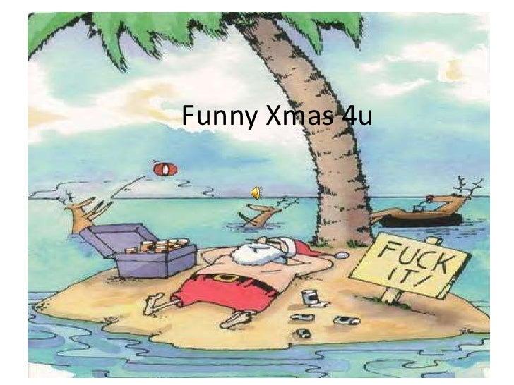 Funny Xmas4u<br />