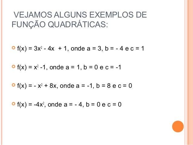 Função.quadratica Slide 2