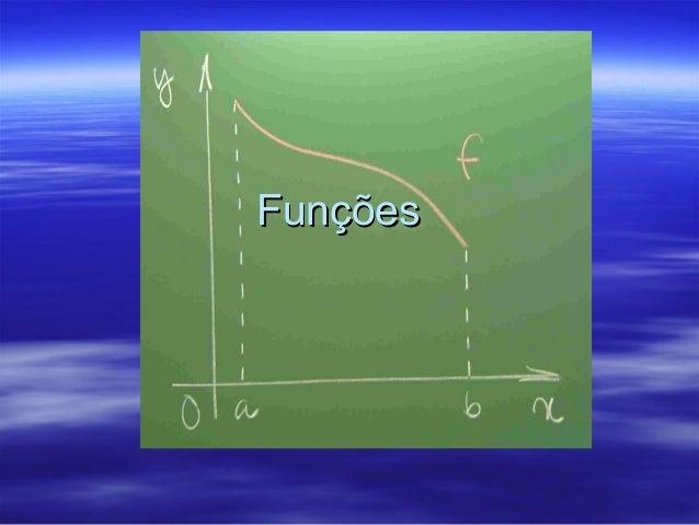 FunçõesFunções