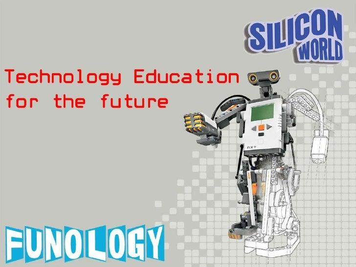 Robotics Training For Children Siliconworld Funology