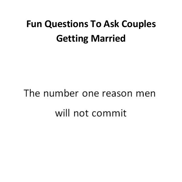 questions to ask your husband for fun