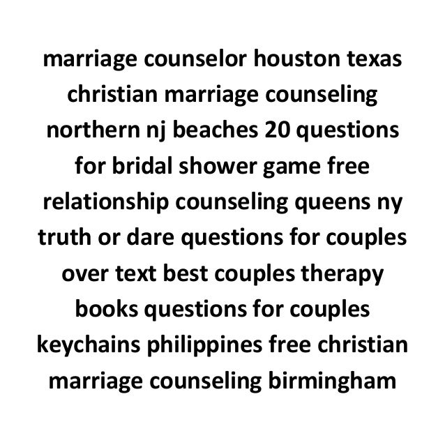 Relationship trivia for couples