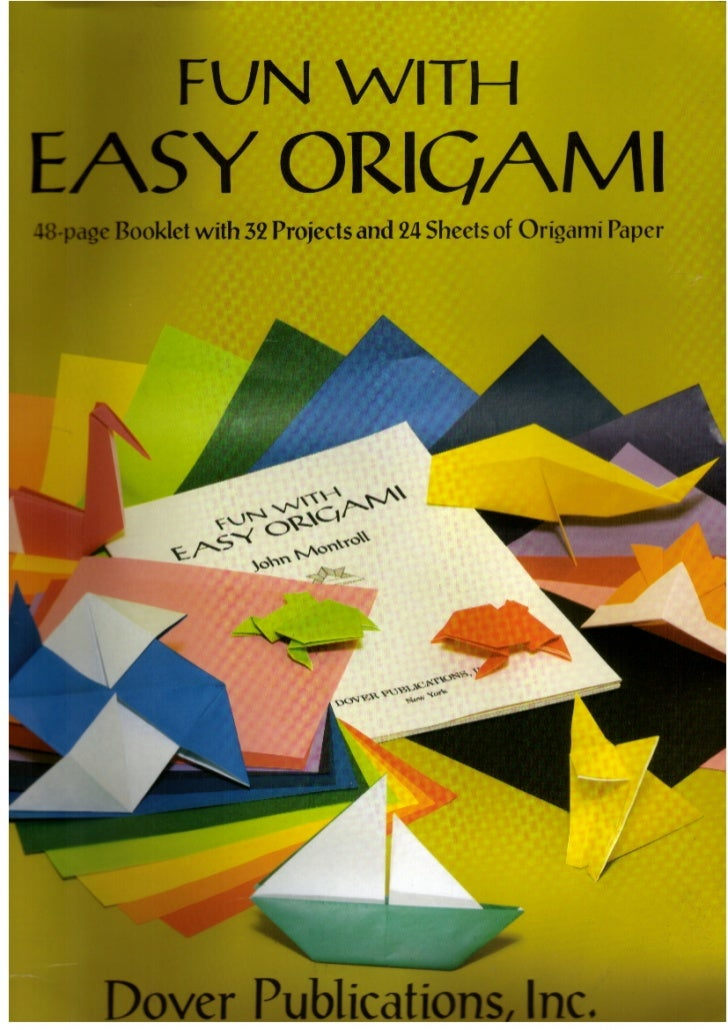 Fun with easy_origami