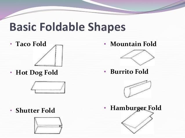 funwith foldables pedagoolondon 2014