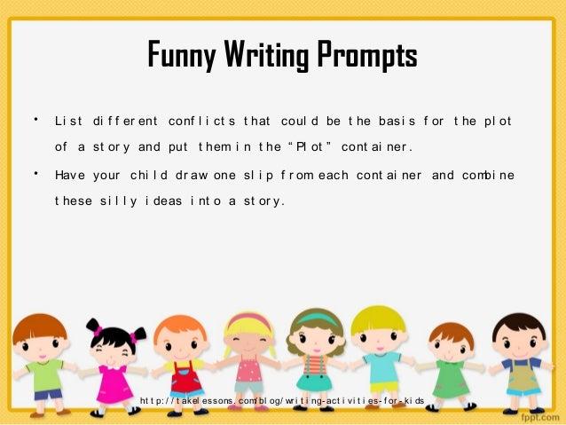 Fun Writing Activities.pptx