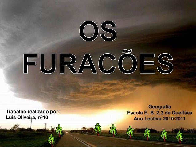 Trabalho realizado por: Luís Oliveira, nº10 Geografia Escola E. B. 2,3 de Gueifães Ano Lectivo 2010/2011