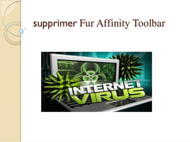 supprimer Fur Affinity Toolbar