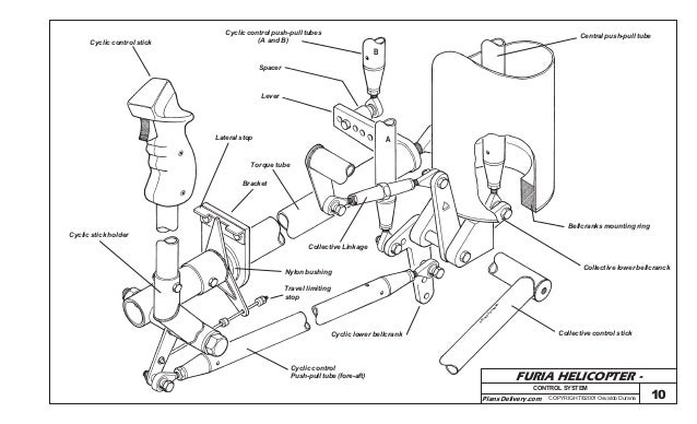 Furia ultralight helicopter plans