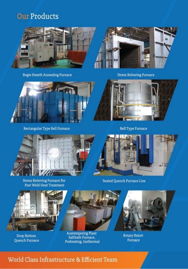 J. R. Furnace & Ovens (P) Ltd., Chennai, Industrial Furnaces and Ovens Slide 3