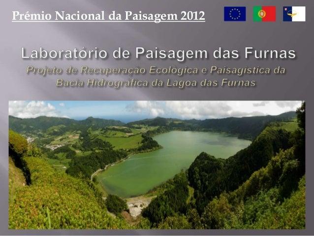Prémio Nacional da Paisagem 2012