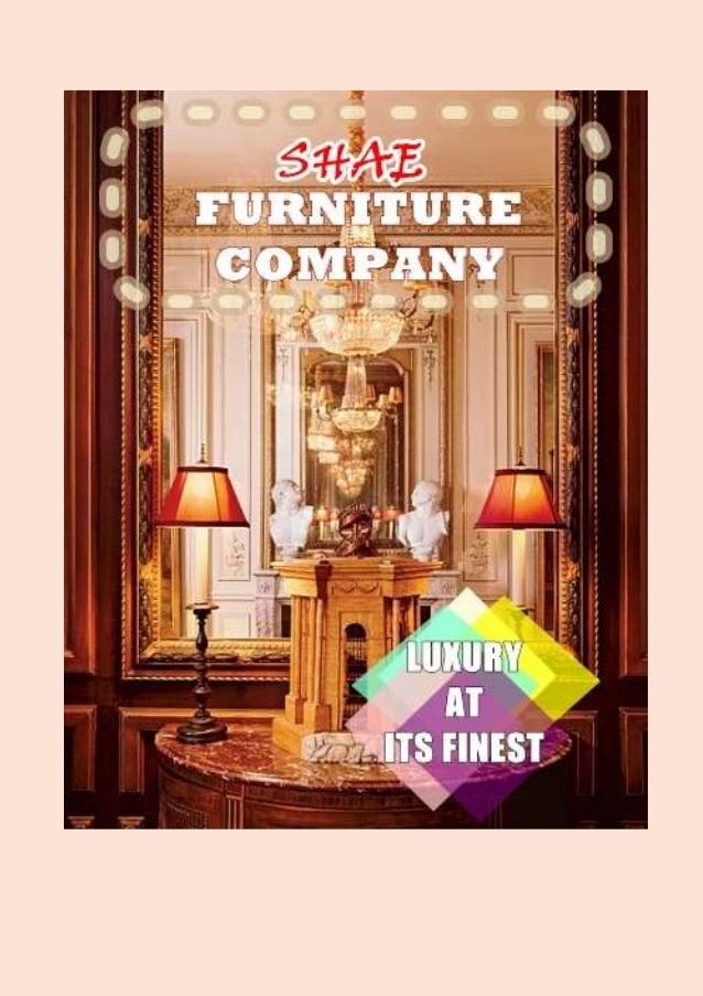 Furniture (Tugas Booklete)