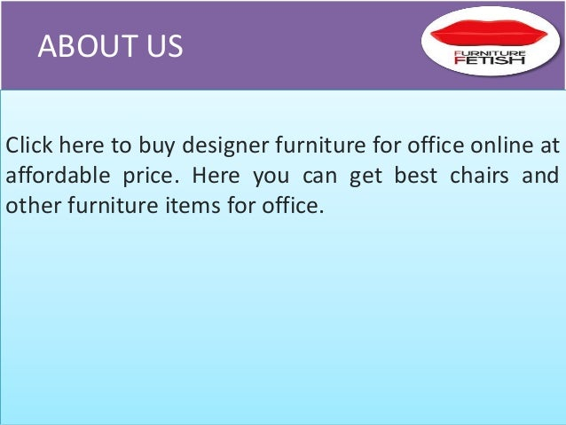 Latest design replica furniture online furniture fetish for Create furniture online