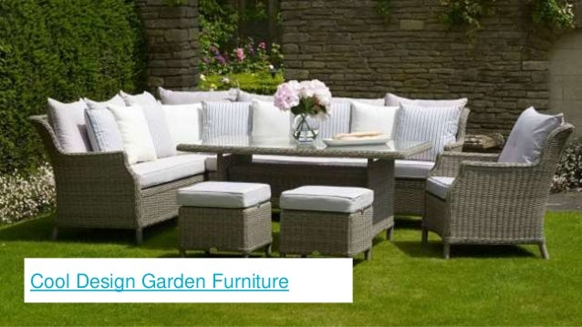 Garden Furniture Love The Way You Want; 5.