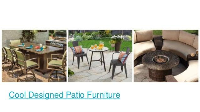 Cool Designed Patio Furniture; 7. Https://arenaliving.sg/