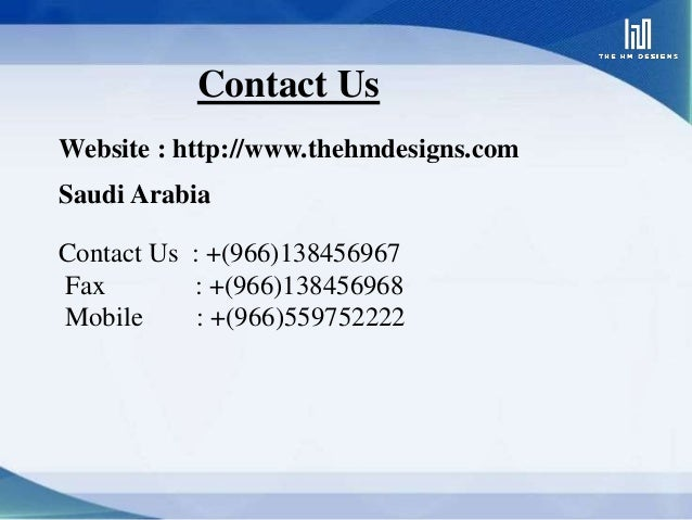 5. Contact Us Website ...