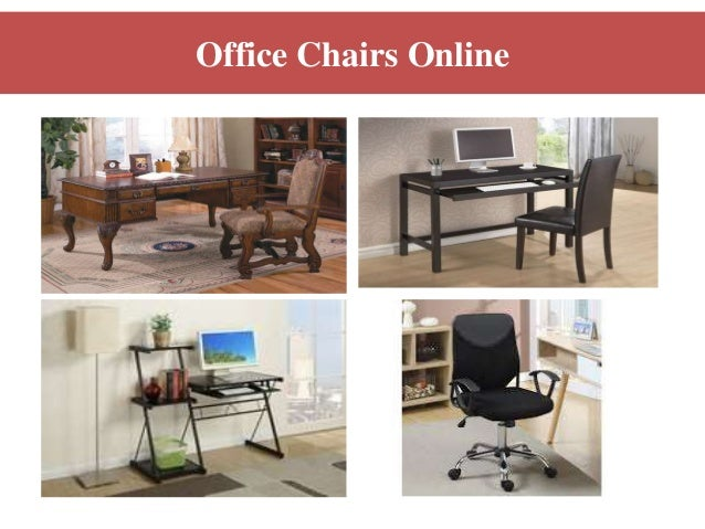 Office Chairs Online; 6.