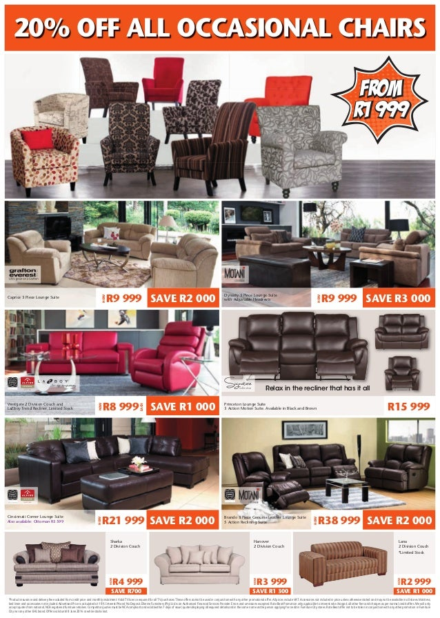 Furniture City Catalogue  South Africa