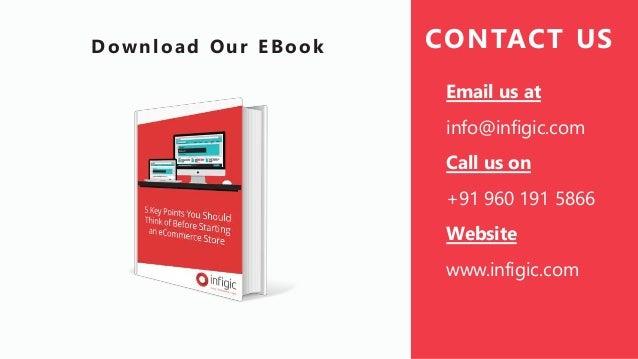 CONTACT US Email us at info@infigic.com Call us on +91 960 191 5866 Website www.infigic.com Download Our EBook