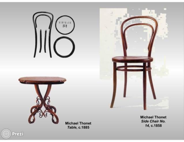 Michael Thonet Side Chair ...