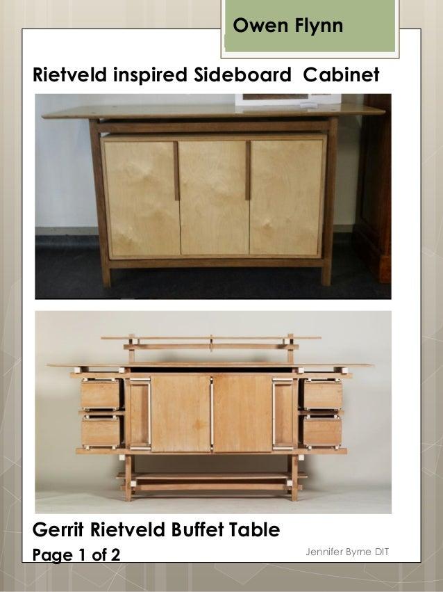 Furniture u0026 Joinery manufacture 1516