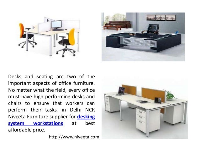 Desks And Seating Are Two Of The Important Aspects Of Office ...