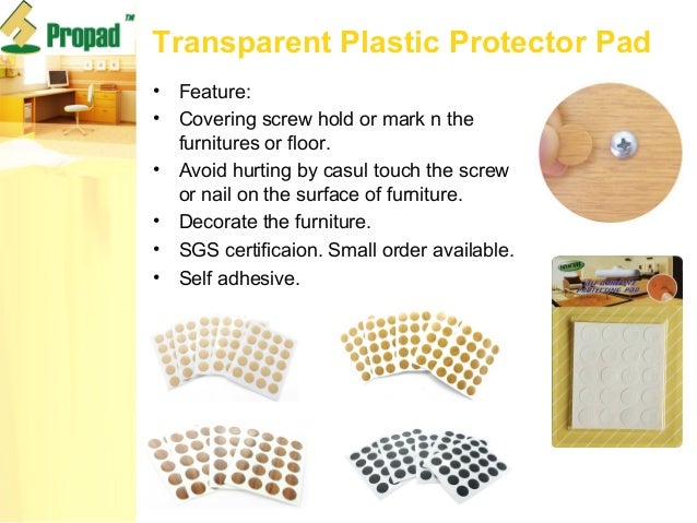 Furniture Protection Floor Protector Pads Series