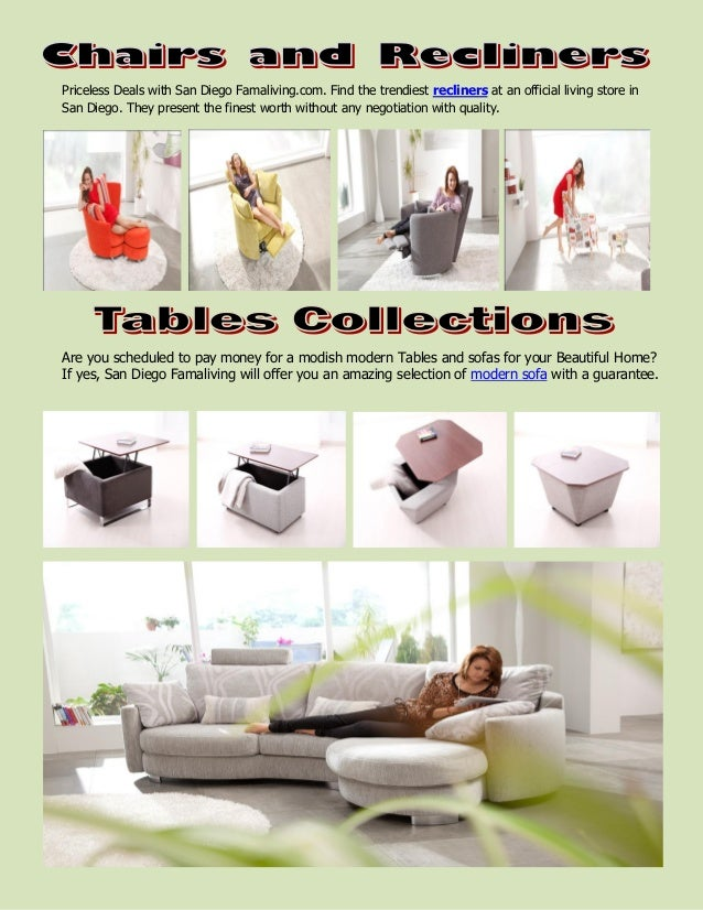 Contemporary furniture Furniture store in san diego, CA