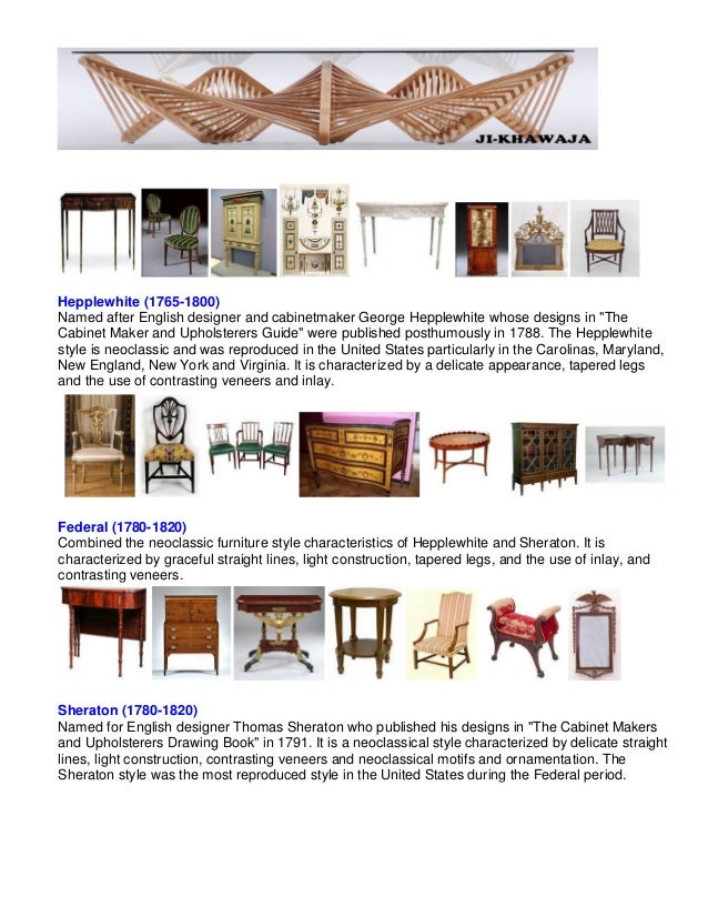 Furniture Styles furniture design styles. classical style interior design furniture
