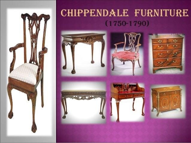 furniture styles development timeline. Black Bedroom Furniture Sets. Home Design Ideas