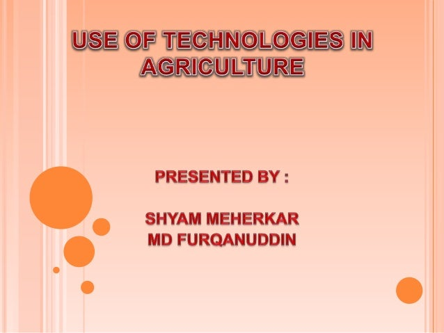  The use of technology is increasing day by day.  We all depend on technology & we use various technology to accomplish ...