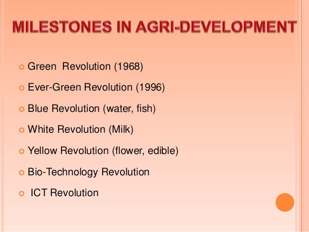  Significance of technology in agriculture is increasing day by day.  With improved technologies, we can have a high cro...