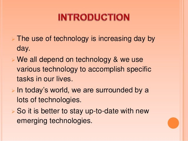  Technology has played a big role in developing the agricultural industry.  Innovations in technologies have modernized ...