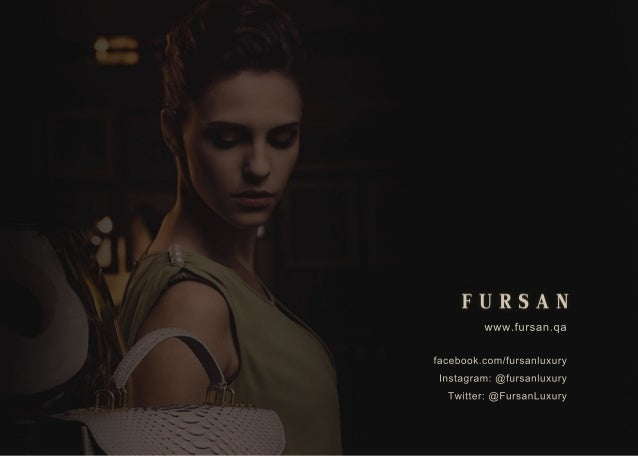 www.fursan.qa facebook.com/fursanluxury Instagram:@fursanluxury Twitter:@FursanLuxury