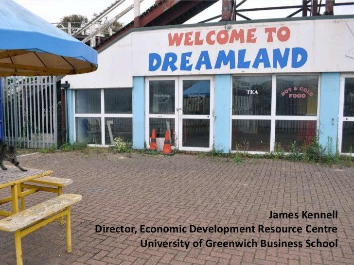 Outstanding economics                                               James Kennell            Director, Economic Developmen...