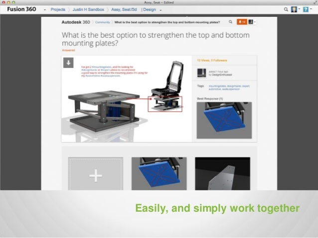 Autodesk Fusion 360: The Power of CAD in the Cloud
