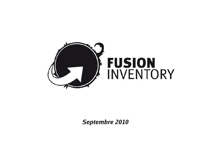 Fusioninventory 2010-french