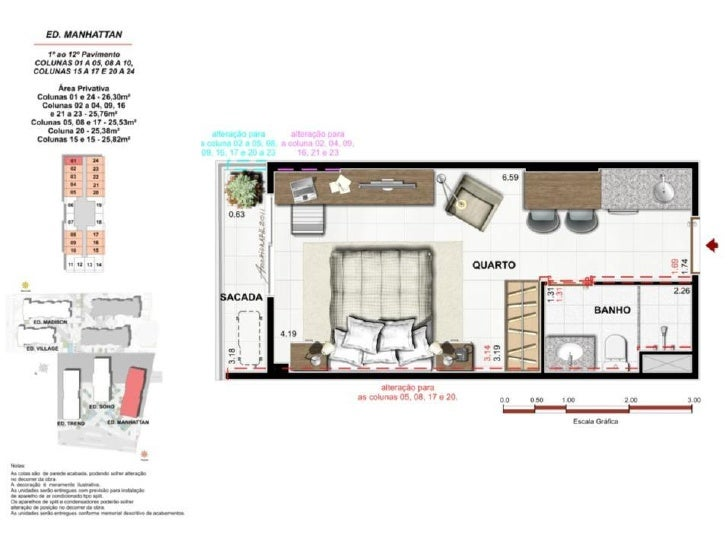 Fusion Work & Live - Vendas (21) 3021-0040 - ImobiliariadoRio.com.br