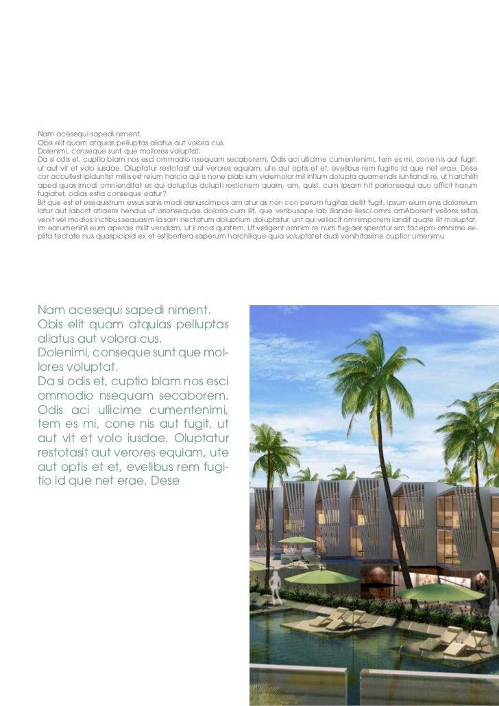 Fusion Resorts - Brochure
