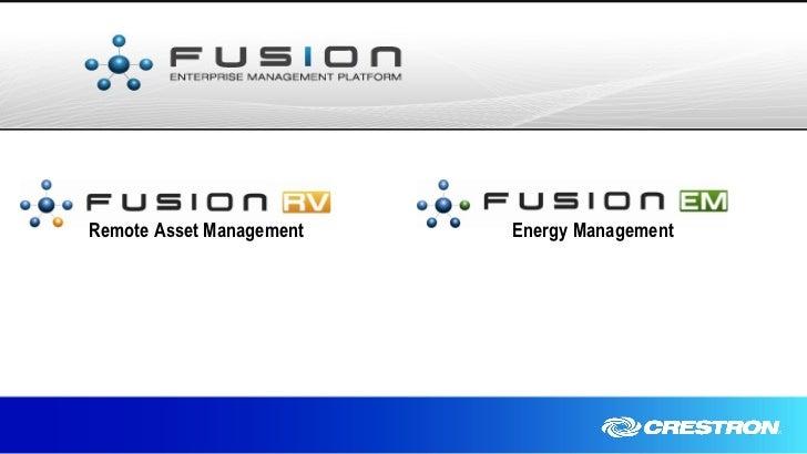Remote Asset Management   Energy Management