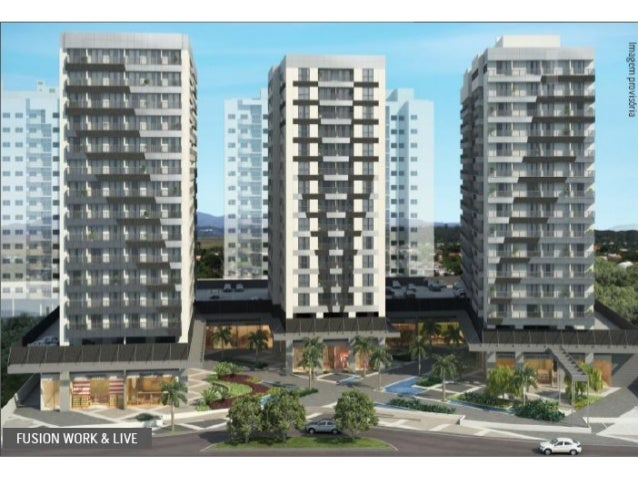 Fusion Work Live Residencial