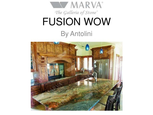 FUSION WOW By Antolini