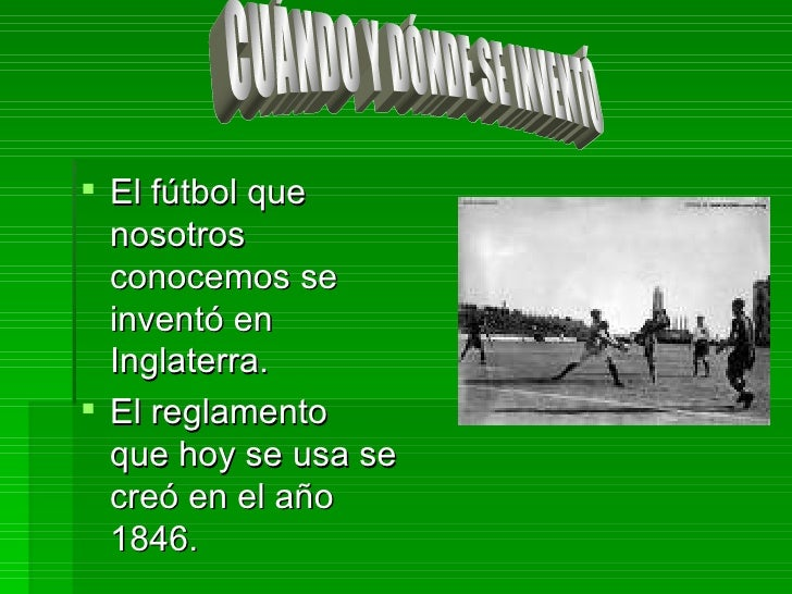 El f tbol Quien juega hoy futbol