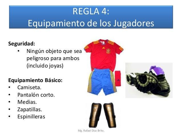 Reglas del f tbol de campo for 10 reglas del futbol de salon