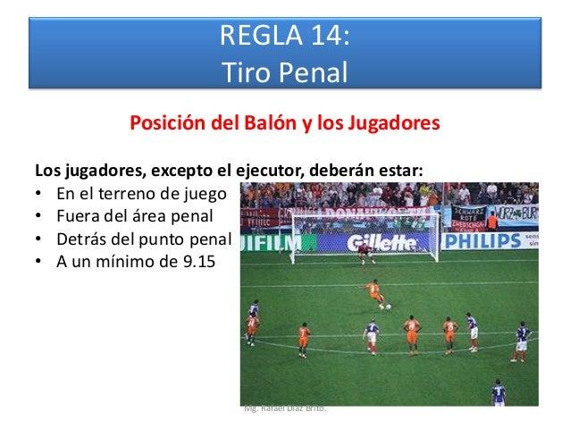Futbol reglas - Merkamueble padul ...